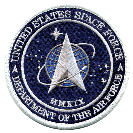 Patch United States Space Force